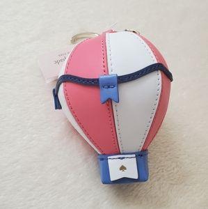 Hot Air balloon coinpurse/bag charm